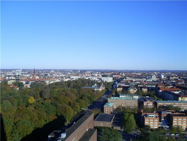 Malmö, Švédsko
