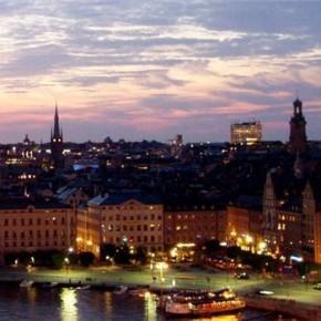 Stockholmské staré město