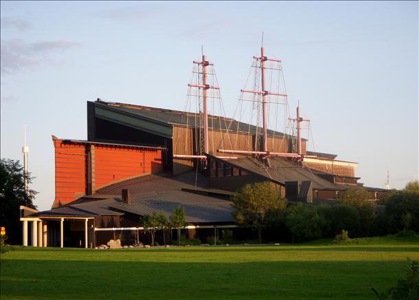Vasamuseet, Stockholm, Švédsko