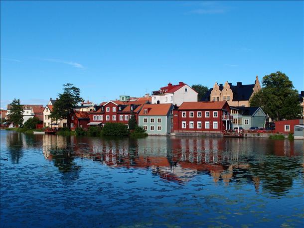 Eskilstuna, Švédsko