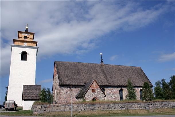 Gammelstad, Švédsko