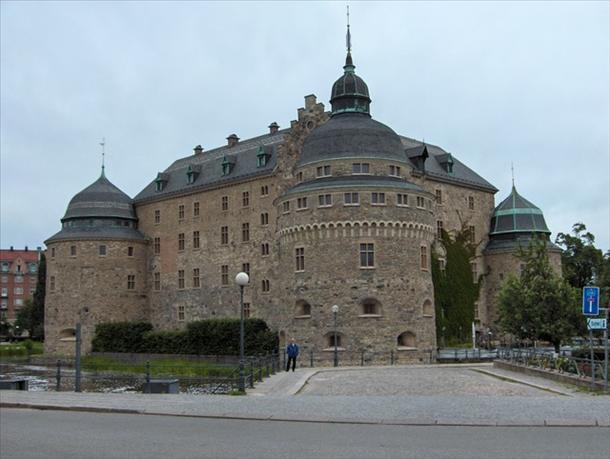 Örebro, Švédsko