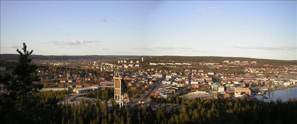 Örnsköldsvik, Švédsko